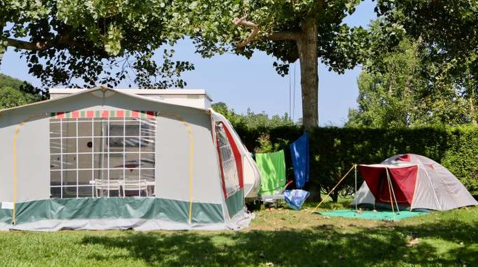 Camping 4 etoiles campagne