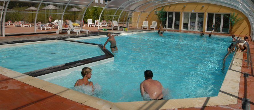 Camping campagne avec piscine couverte camping vend e - Camping carnac avec piscine couverte ...