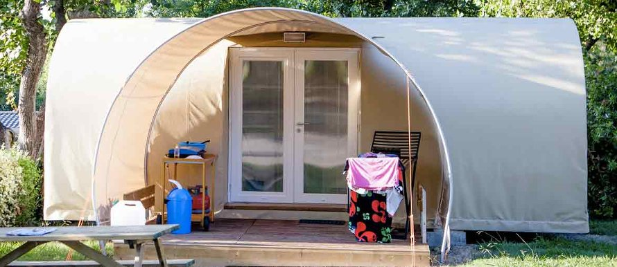 location camping campagne